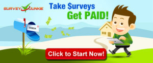 Make Money With Survey Junkie!