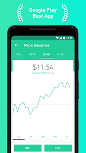 Start Investing with Robinhood